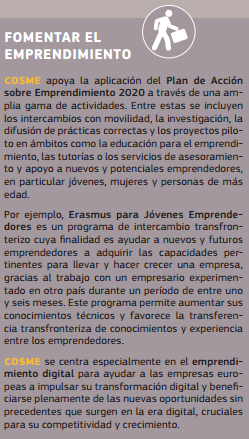 Fomento_Emprendimiento_COSME